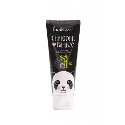 look-at-me-charcoal-bamboo-purifying-cleansing-foam